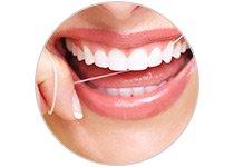 Dental Floss and Toothpicks