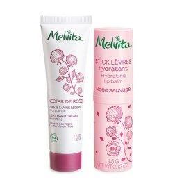 Organic Rose Hand Cream Melvita