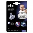 BRAUN THERMOSCAN DISPOSABLE TIPS BY 40