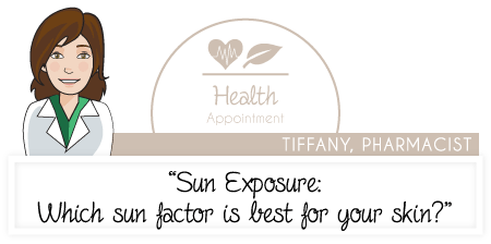 How to choose the right sun factor for your skin